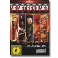Cover: Velvet Revolver - Live In Houston & Live At Rockpalast