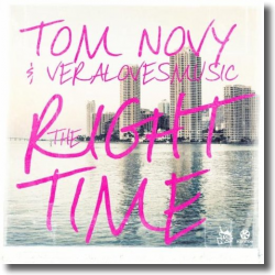 Cover: Tom Novy & Veralovesmusic - The Right Time