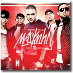 Cover: DJ Gan-G - Maskulin Mixtape Vol. 2