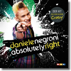 Cover: Daniele Negroni - Absolutely Right