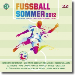 Cover: Fussball Sommer 2012 - Various Artists
