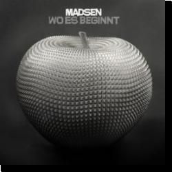 Cover: Madsen - Wo es beginnt