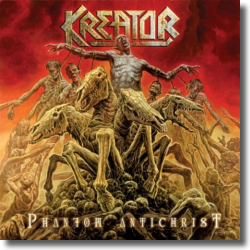 Cover: Kreator - Phantom Antichrist
