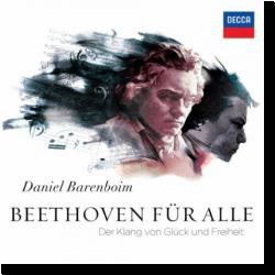 Cover: Daniel Barenboim und das West-Eastern Divan Orchestra - Beethoven für alle