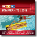 Cover:  RTL Sommer Hits 2012 - Various Artists