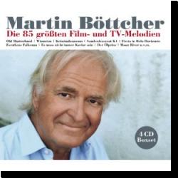 Cover: Die 85 größten Film-und TV-Melodien - Martin Böttcher