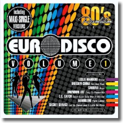 Cover: 80's Revolution - Euro Disco Vol.1 - Various Artists