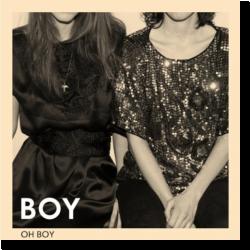 Cover: BOY - Oh Boy