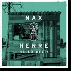 Cover: Max Herre - Hallo Welt!
