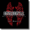 Cover:  HolyHell - Darkness Visible (The Warning)