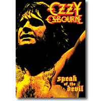 Cover: Ozzy Osbourne - Speak Of The Devil