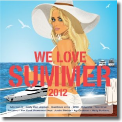 Cover: WE LOVE Summer 2012 - Various Artists