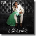 Cover:  Nas - Life Is Good