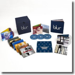 Cover: Blur 21 - Blur 21: The Box