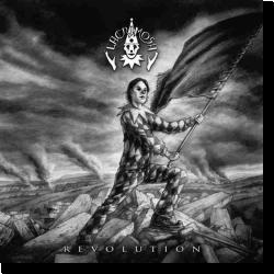 Cover: Lacrimosa - Revolution