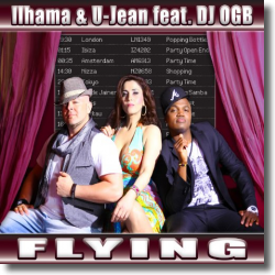 Cover: Ilhama & U-Jean feat. DJ OGB - Flying