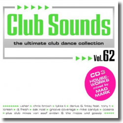 Cover: Club Sounds Vol. 62 - Various Artists