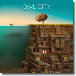 Cover: Owl City - The Midsummer Station
