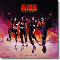 Cover: Kiss - Destroyer: Resurrected
