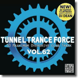 Cover: Tunnel Trance Force Vol. 62 - Various Artists