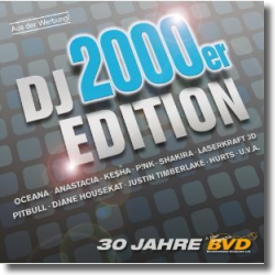 Cover: BVD DJ 2000er Edition - Various Artists