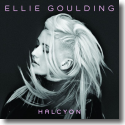Cover:  Ellie Goulding - Halcyon