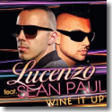 Cover:  Lucenzo feat. Sean Paul - Wine It Up