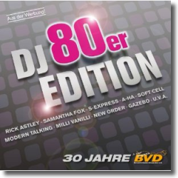 Cover: BVD DJ 80er Edition - Various Artists
