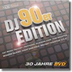 Cover: BVD DJ 90er Edition - Various Artists