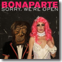 Cover:  Bonaparte - Sorry We're Open