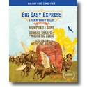 Cover:   - Big Easy Express