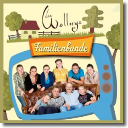 Cover: Die Wollnys - Familienbande