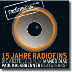 Cover: 15 Jahre Radio Eins - Various Artists