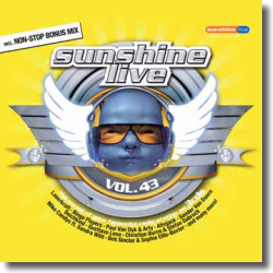 Cover: sunshine live Vol. 43 - Various Artists