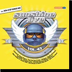 Cover: sunshine live Vol. 43 - Various Artists