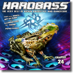 Cover: Hardbass Chapter 24 - Various Artists