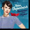 Cover:  Anna Depenbusch - Sommer aus Papier