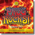 Cover:  Prog Rocks: Volume Two - Various Artists