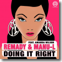 Cover: Remady & Manu-L feat. Amanda Wilson - Doing It Right