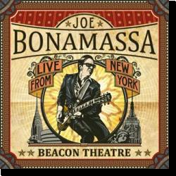 Cover: Joe Bonamassa - Beacon Theatre – Live From New York