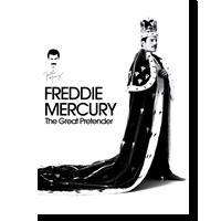 Cover: Freddie Mercury - The Great Pretender