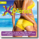 Cover:  X-Diaries Vol. 4 - Various Artists