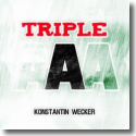 Cover:  Konstantin Wecker - Triple A