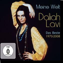 Cover: Daliah Lavi - Meine Welt - das Beste 1970-2008