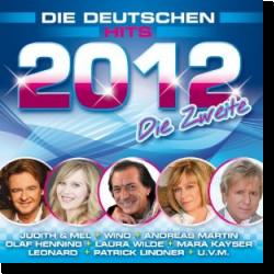 Cover: Die Deutschen Hits 2012 - die Zweite - Various Artists