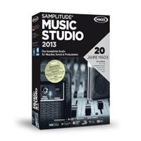 Cover: SAMPLITUDE Music Studio 2013 - MAGIX