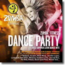 Cover: Zumba Fitness - Dance Party 2012 - Various Artists