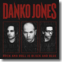 Cover:  Danko Jones - Rock And Roll Is Black And Blue