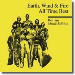 Cover: Earth, Wind & Fire - All Time Best - Reclam Musik Edition