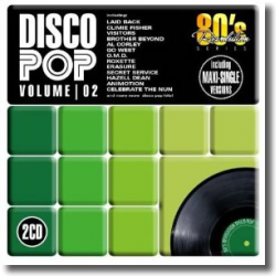 Cover: 80's Revolution Disco Pop Vol. 2 - Various Artists
